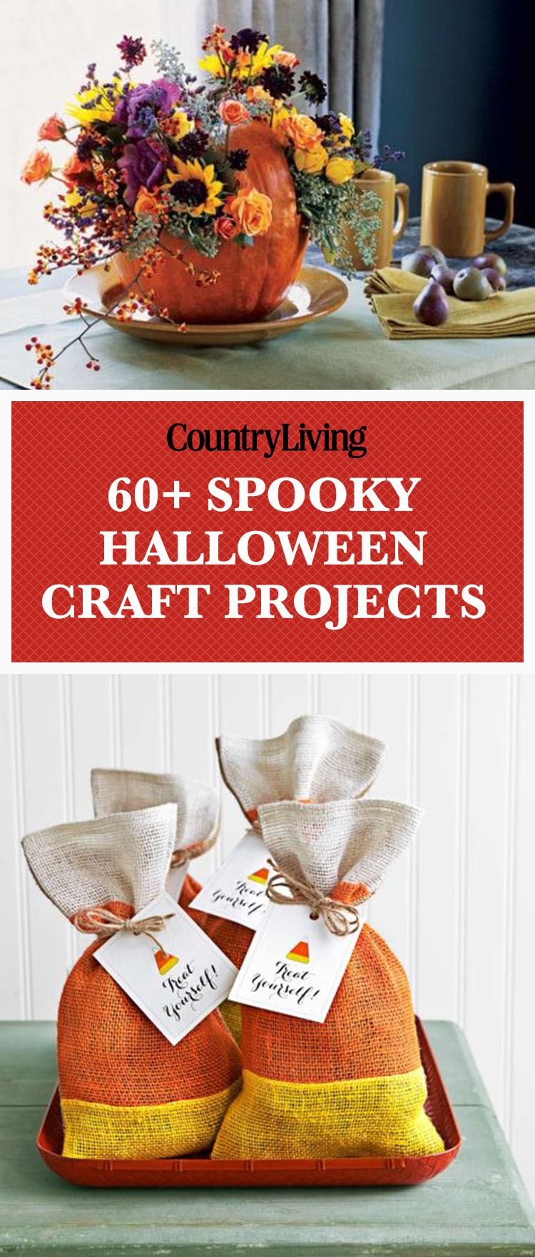 66 easy halloween craft ideas halloween diy craft projects for adults kids - Diy Halloween Decorations For Kids