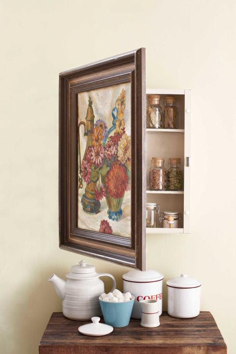 vintage painting cabinet - Crafting Ideas For Home Decor