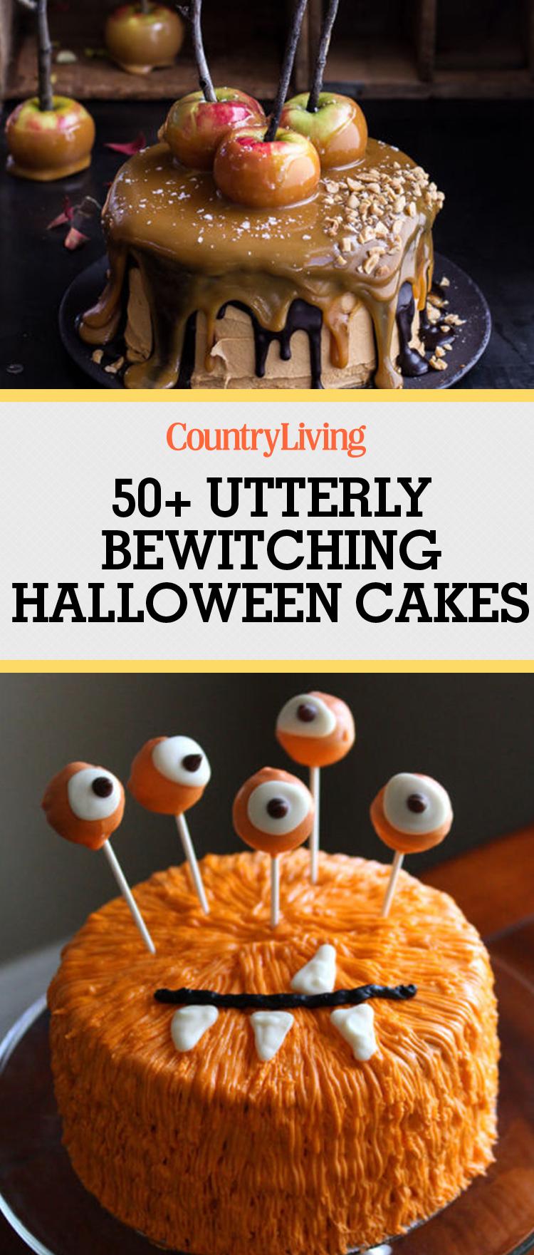 61 Easy Halloween Cakes - Recipes and Halloween Cake ...