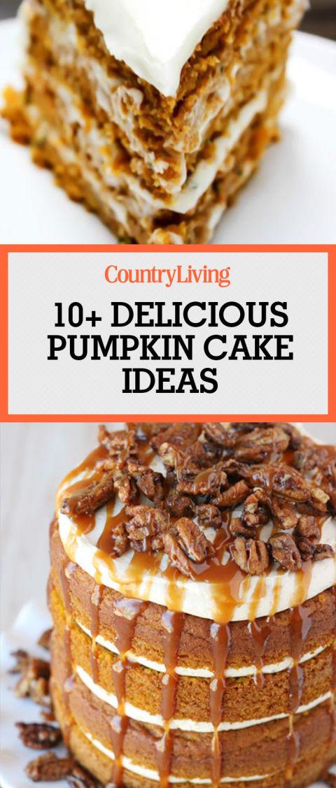 Recipe For Country Living Pumpkin Spice Cake