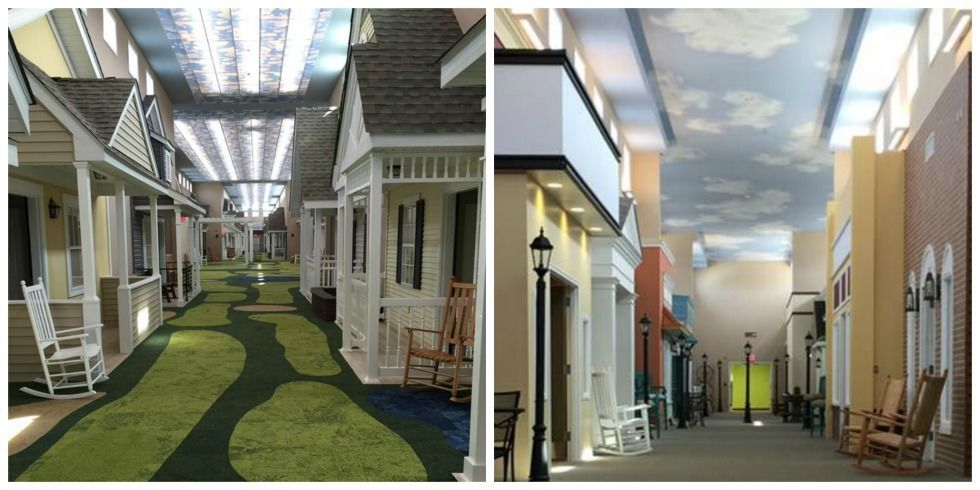 This Assisted Living Facility Is Designed To Look Like Tiny Houses