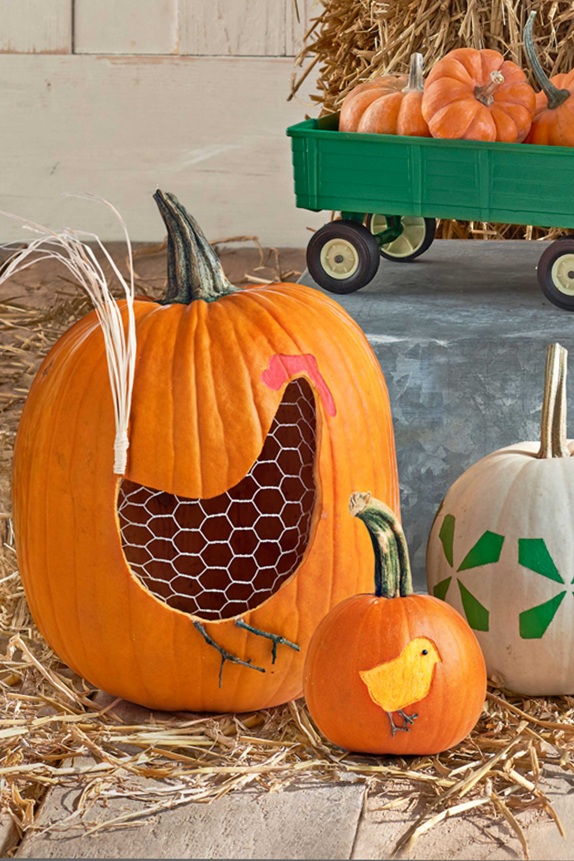 45 Pumpkin Carving Ideas Cool Patterns And Designs For