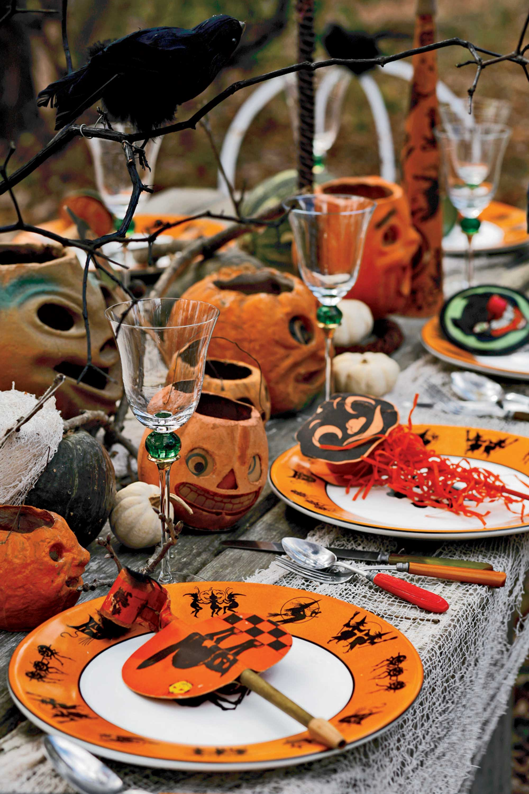 vintage halloween what halloween was like the year you were born - Halloween Vintage Decorations