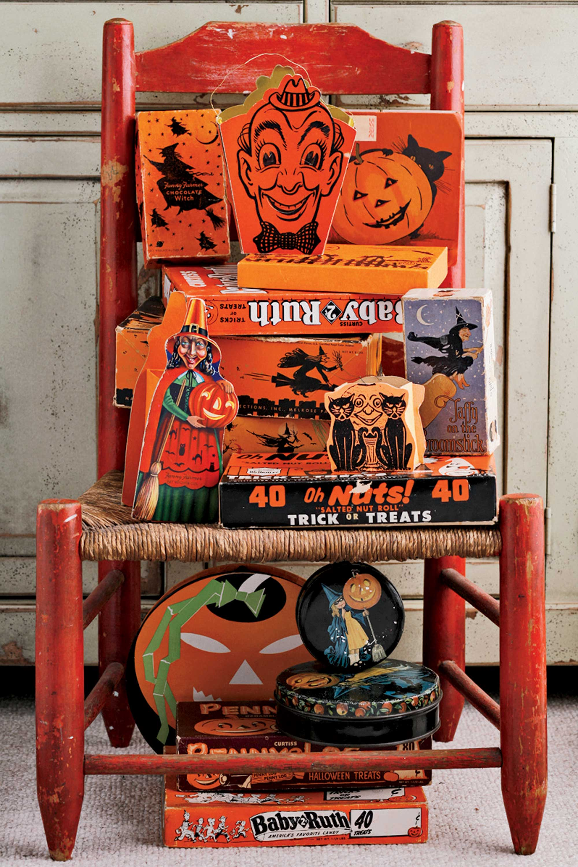 1960s halloween decorations - 1960s Halloween Decorations