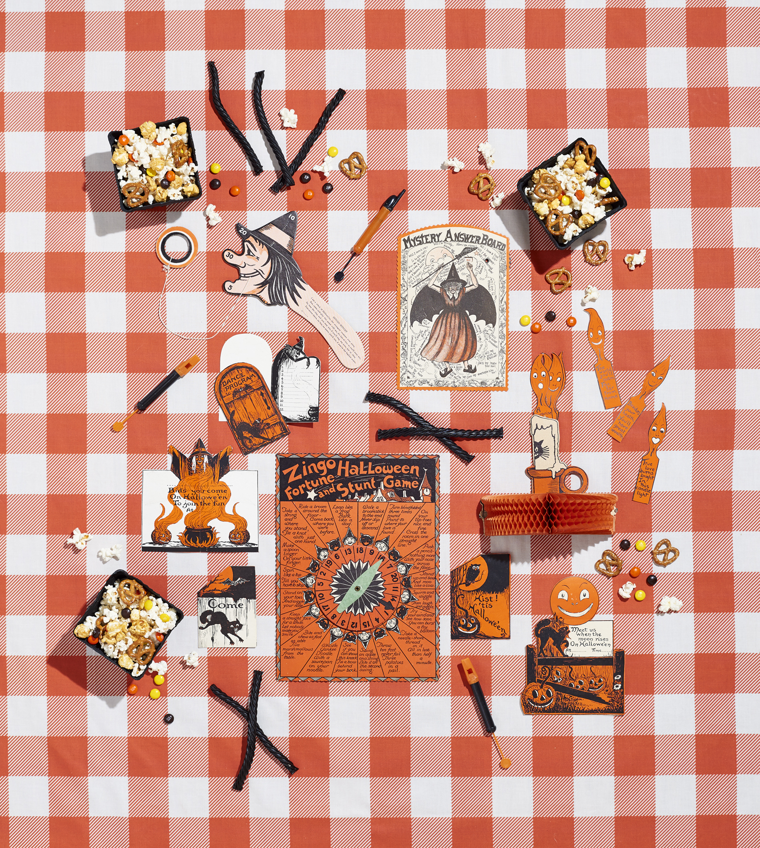 Home Decor Parties Companies: Beistle Company's Vintage Halloween Party Goods The