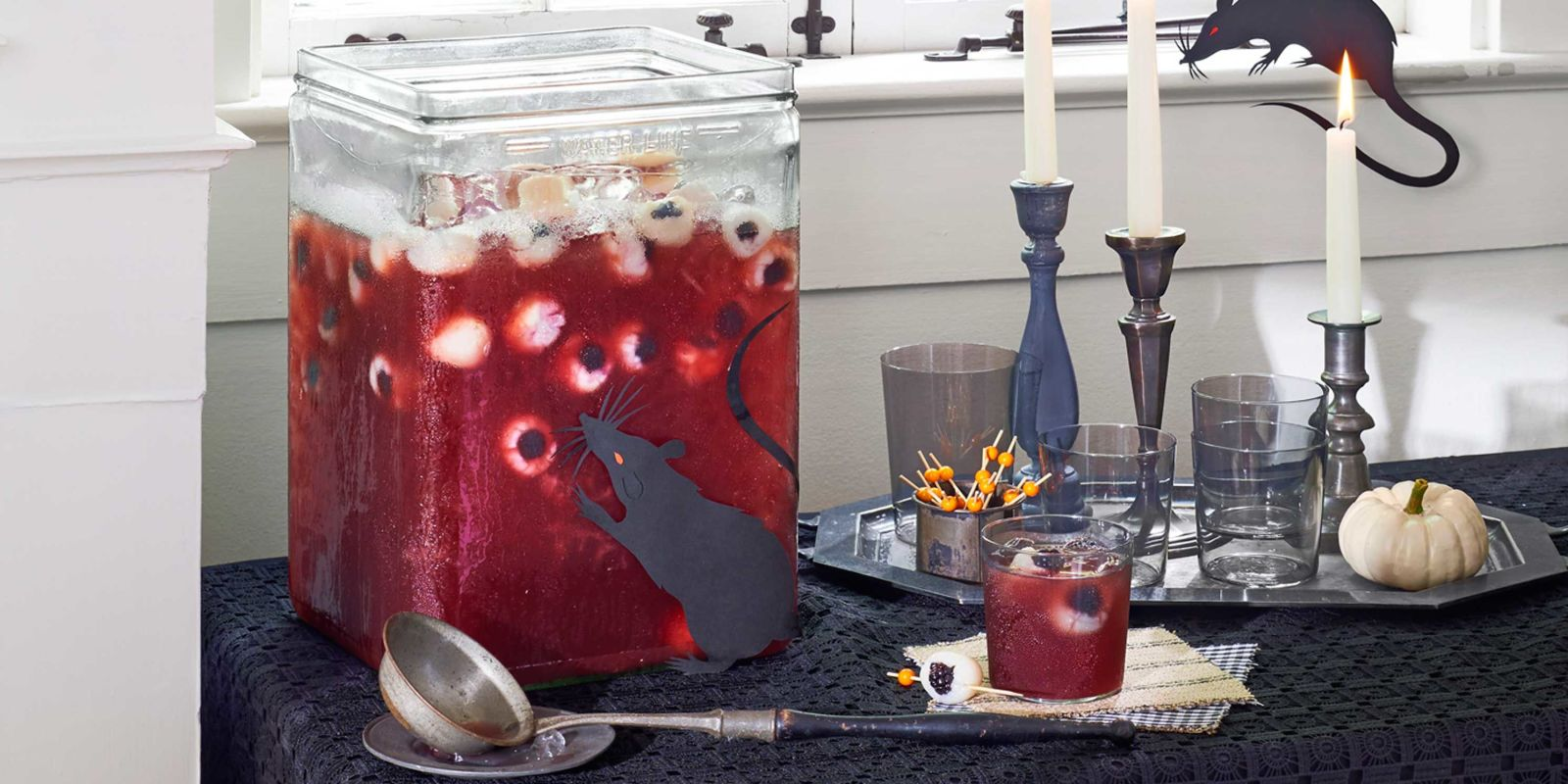 21 Easy Halloween Punch Recipes Alcoholic Punch Ideas