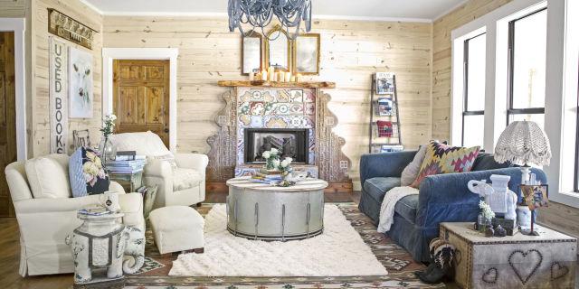 Junk Gypsies Reclaimed Wood Decorating Ideas