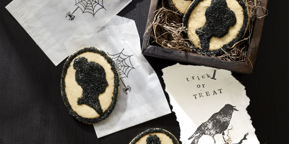 32 photos - Easy Halloween Cookie Ideas