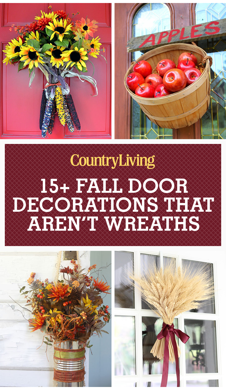 Fall door decorations ideas for decorating your front