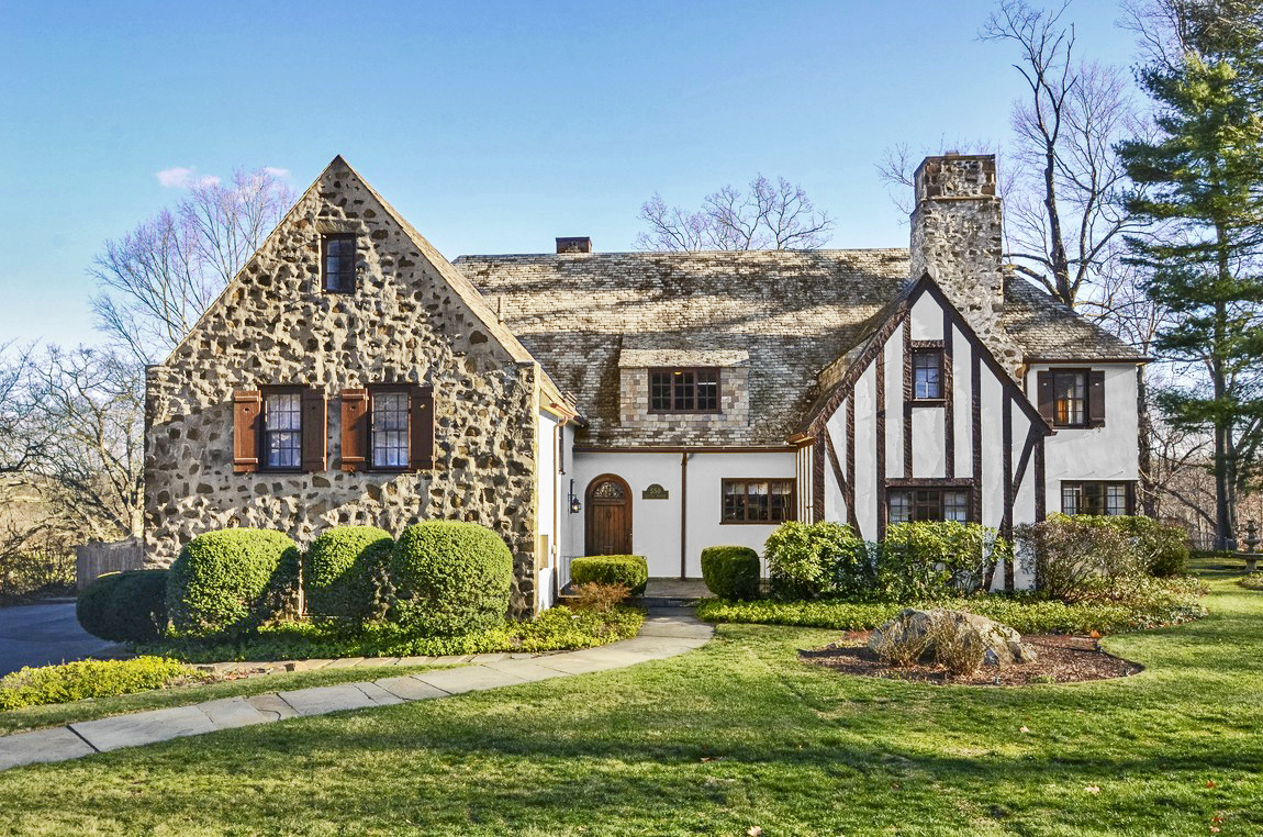 7 tudor revival homes for sale american tudor revival for Tudor style house for sale