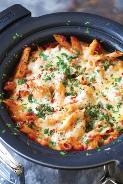 The best part of this easy Italian dish? You can freeze whatever you don't finish. Get the recipe at Damn Delicious. Tools you'll need: $20, Crock-Pot 3-Quart Manual Slow Cooker,amazon.com