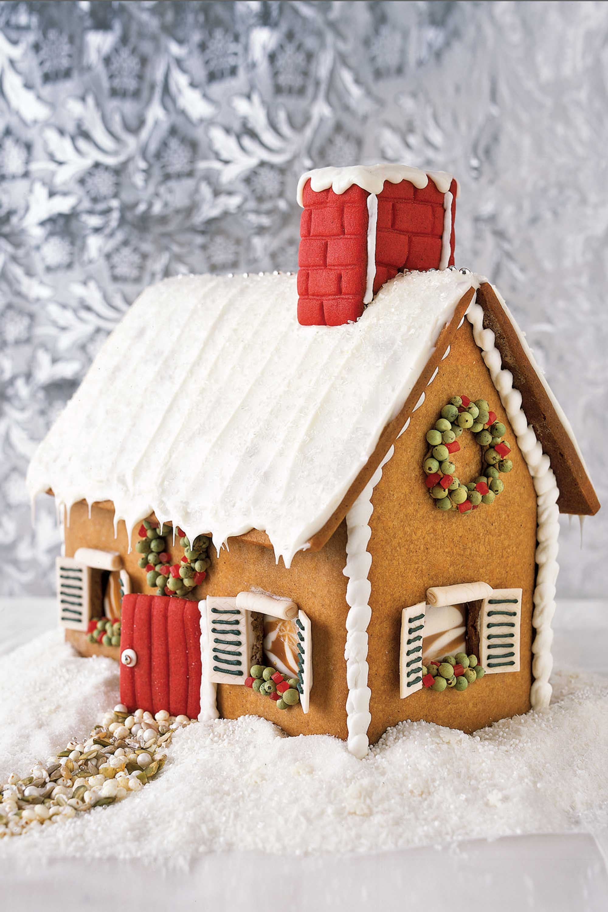 Beautiful 25 Cute Gingerbread House Ideas U0026 Pictures   How To Make A Gingerbread House