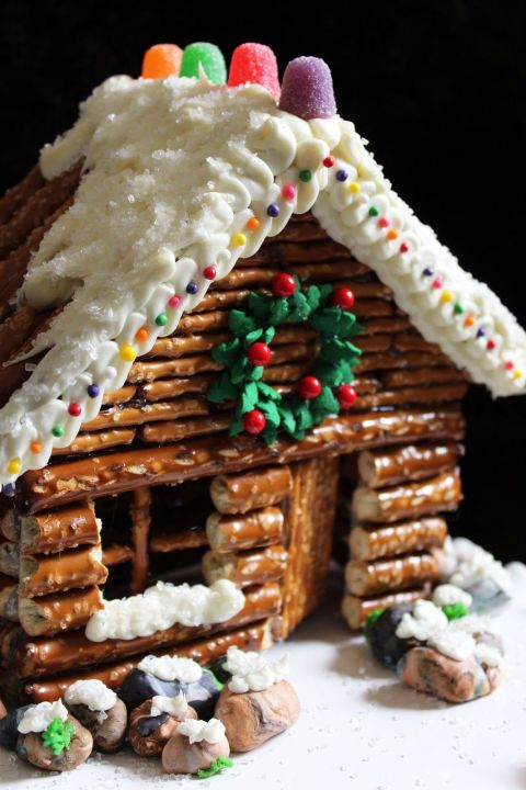 Gingerbread house ideas creative