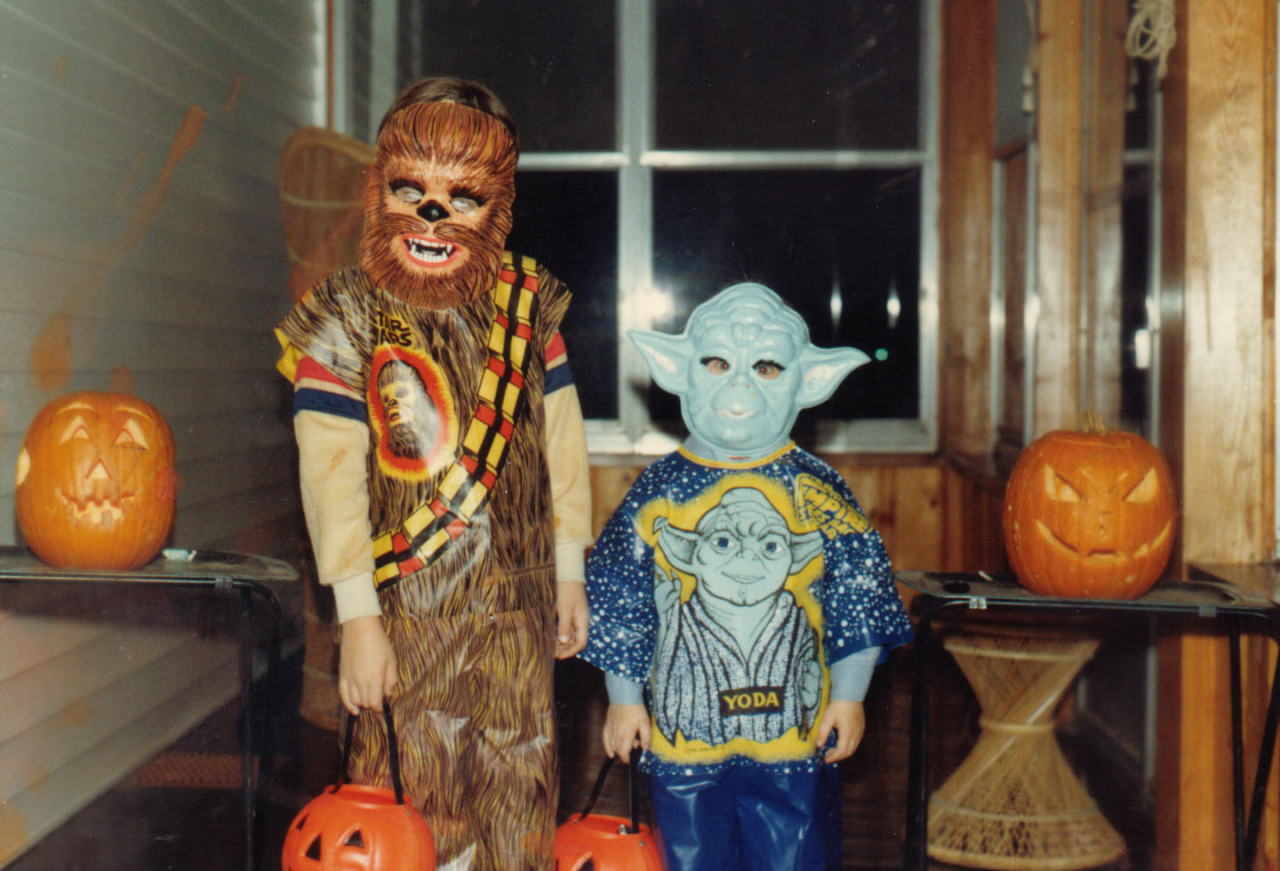 vintage halloween what halloween was like the year you were born