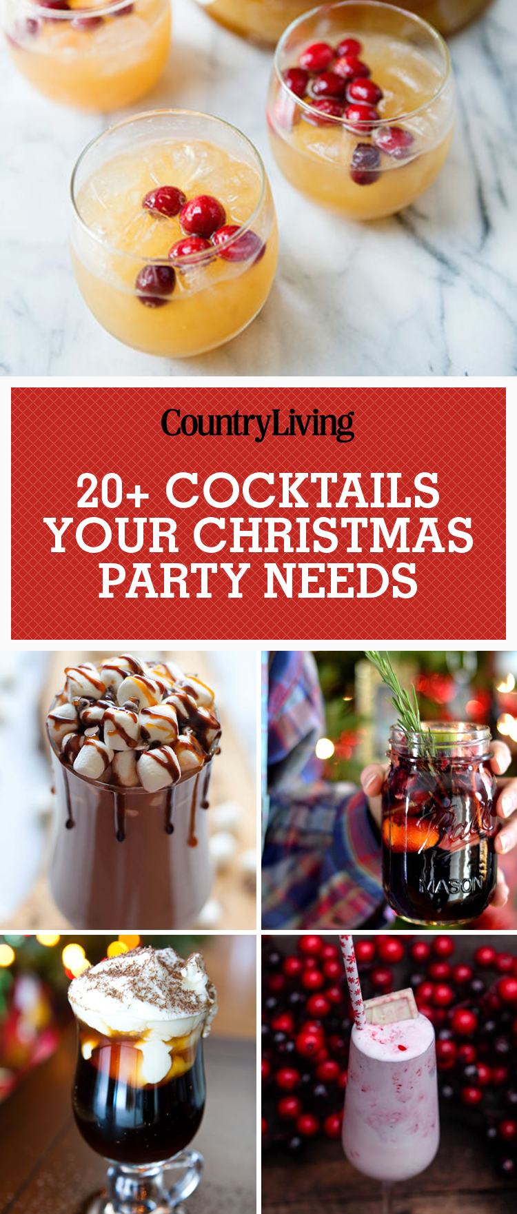 30 Easy Christmas Cocktails Best
