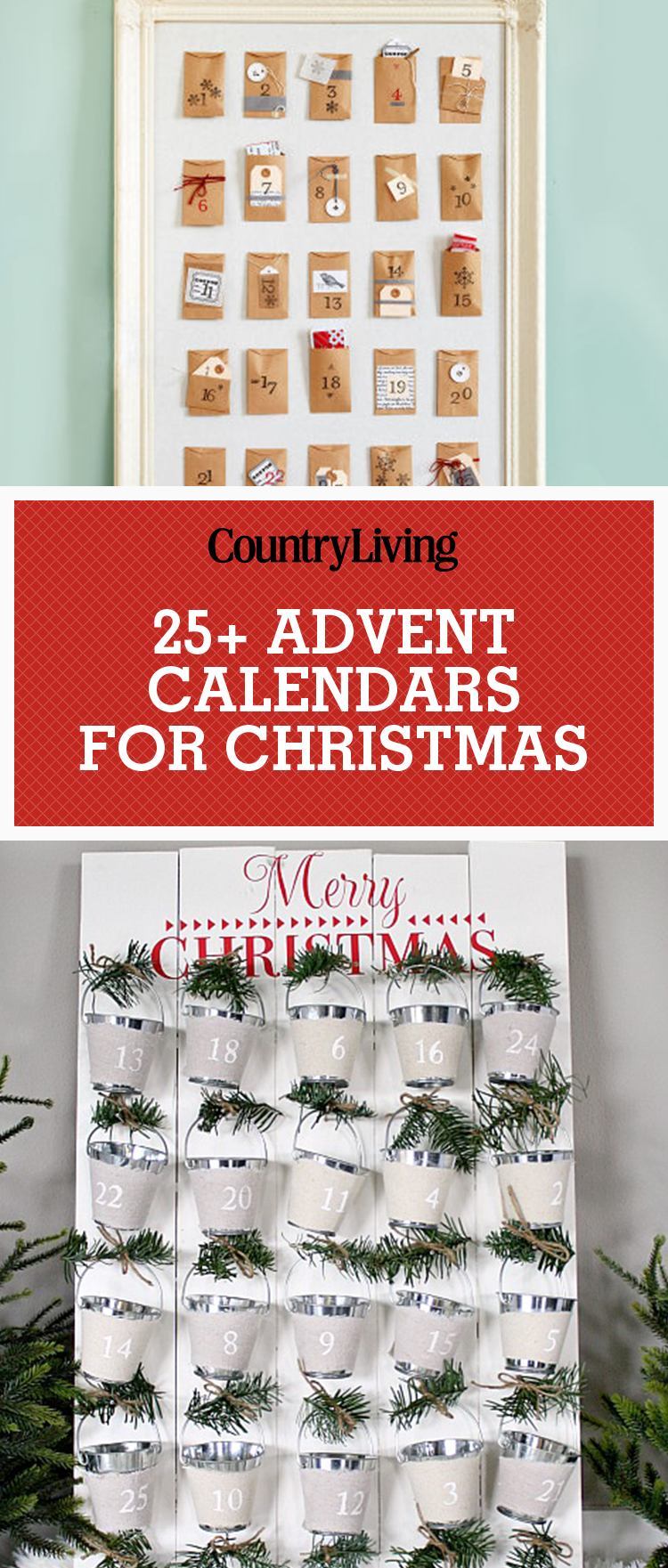 Xmas Calendar Ideas : Diy advent calendar ideas homemade christmas