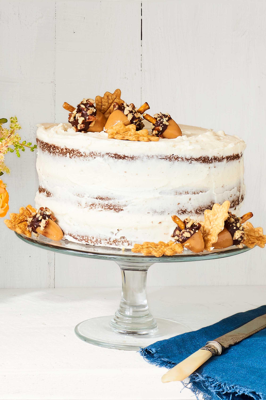 Strawberry Cake Recipe | Taste of Home