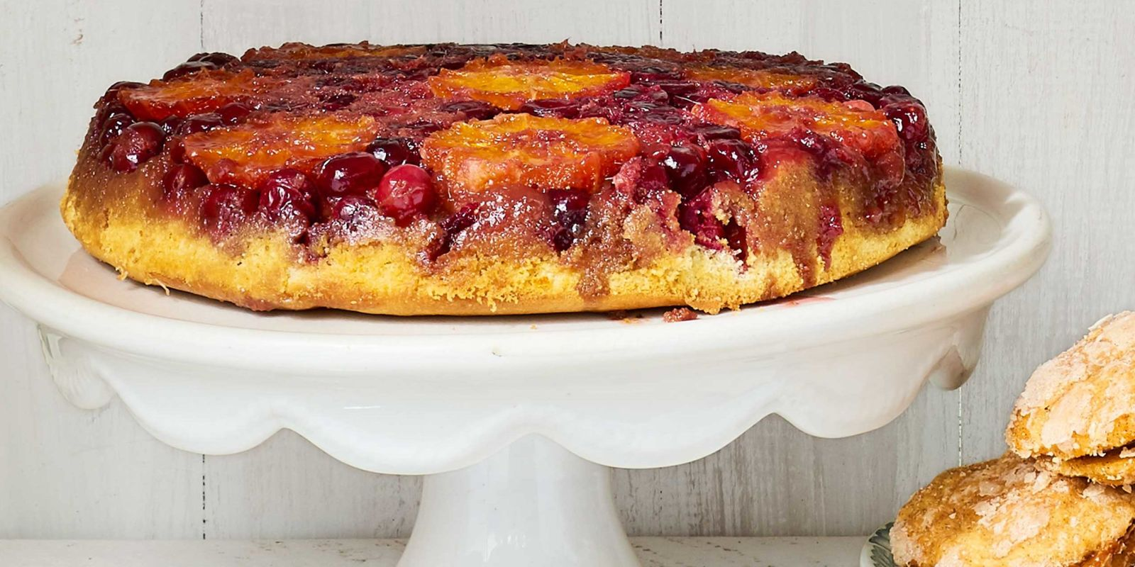 best upside down orange cranberry cake recipe how to
