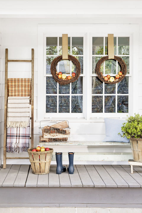 Spruce Up Your Entry With These Simple Seasonal Use What You