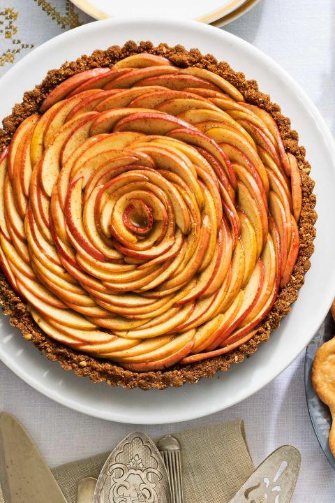 how to make apple tart