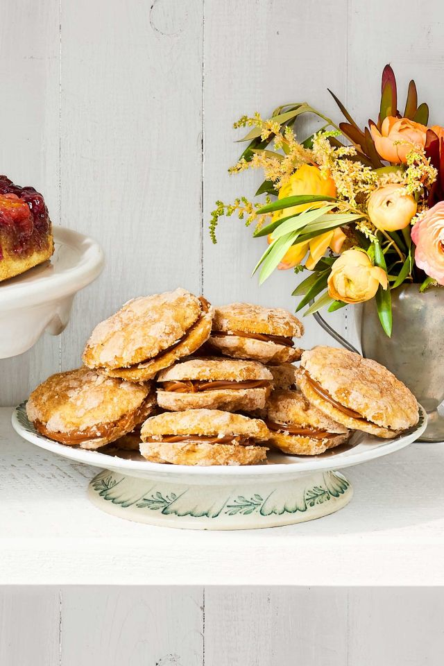 Sweet Potato Snickerdoodles Recipe