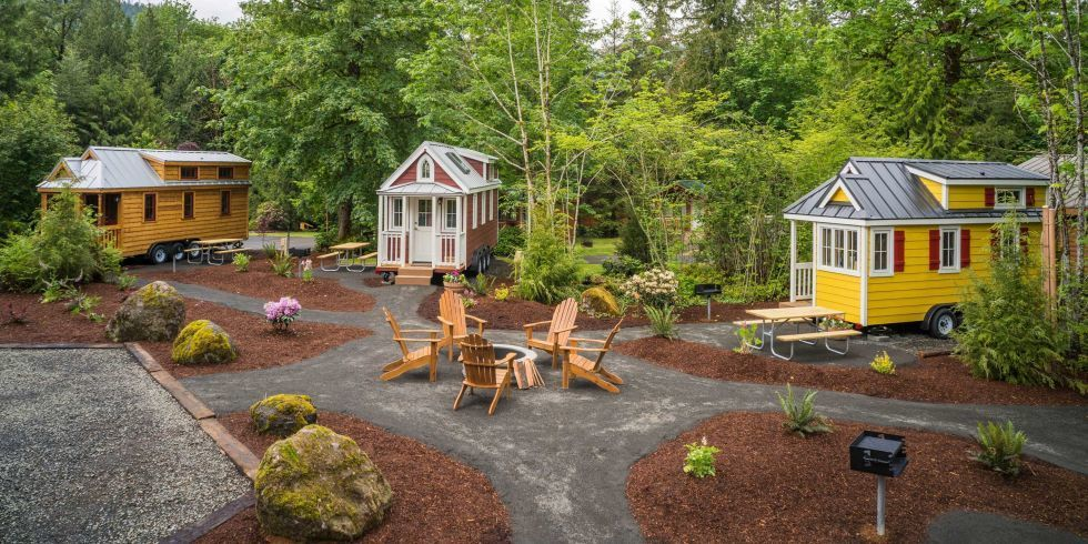 Tiny House Villages May Be the Next Big Housing Trend According