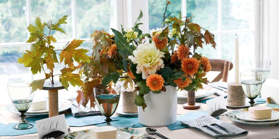 Thanksgiving Table 29 diy thanksgiving centerpieces – thanksgiving table decor