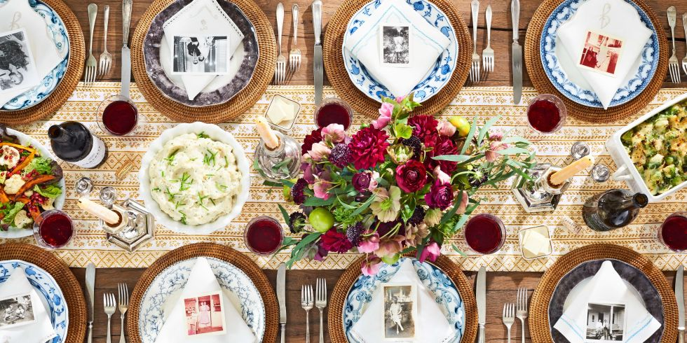 Thanksgiving Table Setting Ideas 40 thanksgiving table settings - thanksgiving tablescapes