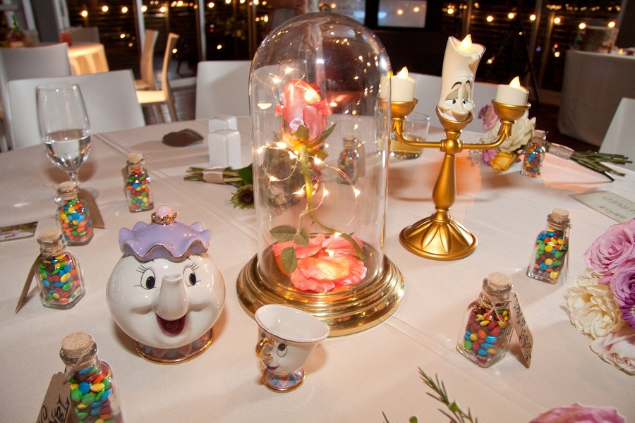 Disney Wedding Centerpieces DIY Ideas And