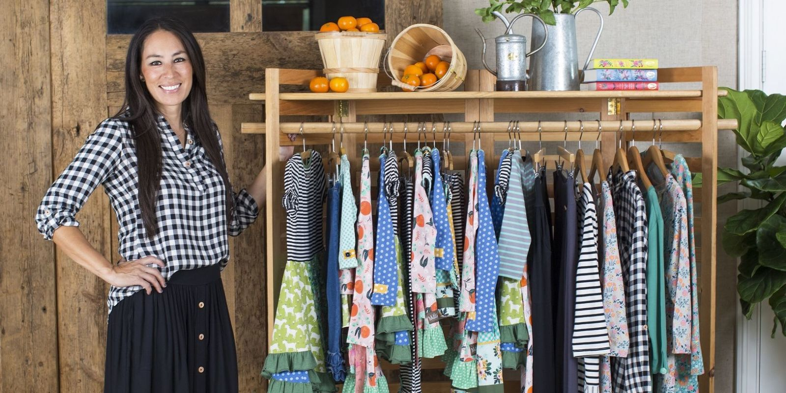 Joanna Gaines New Kids Clothing Line Fixer Upper Star