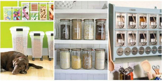 smart ideas for kitchen pantry organization  pantry storage ideas,