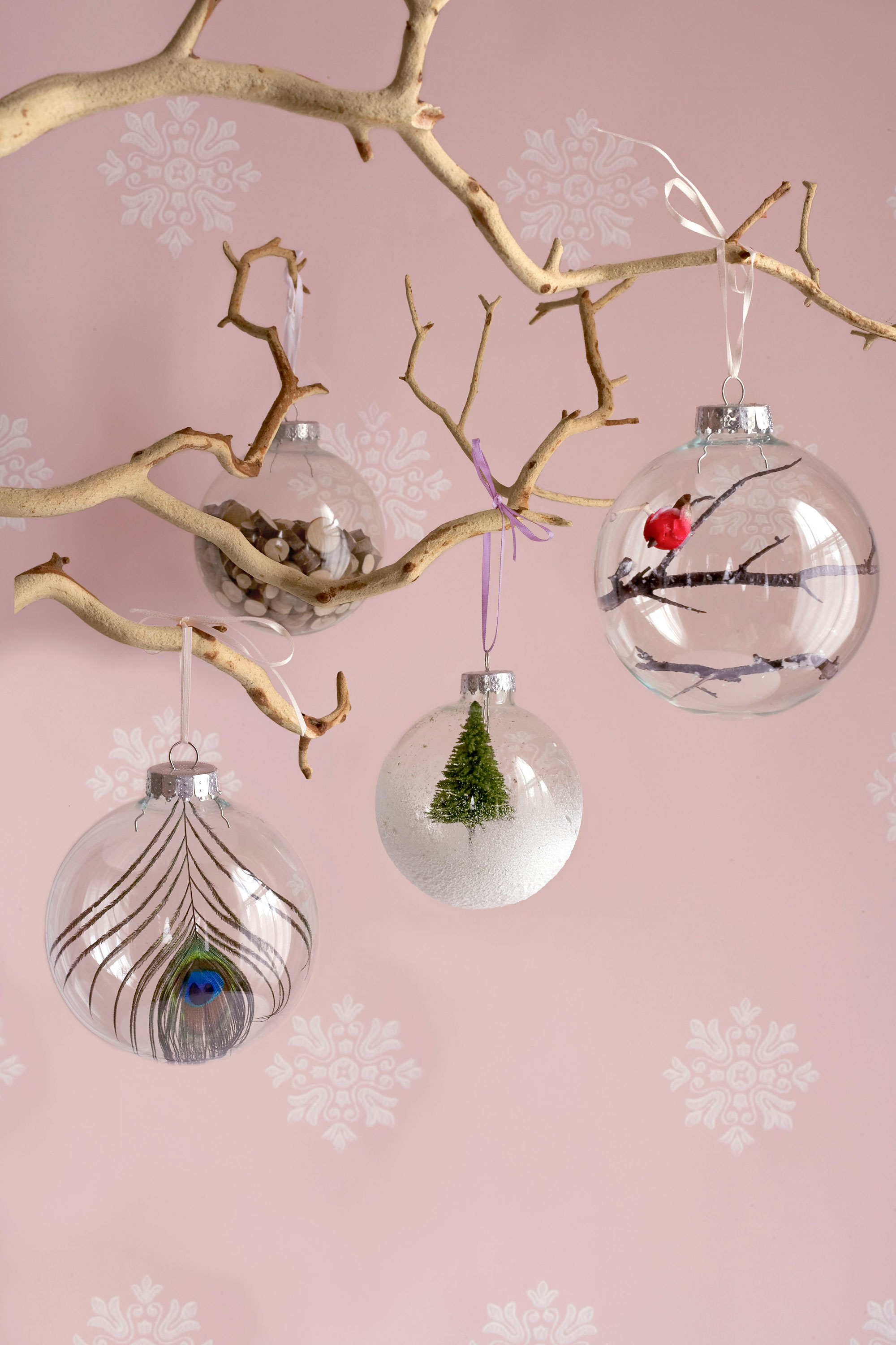 37 DIY Homemade Christmas Decorations - Christmas Decor You Can Make