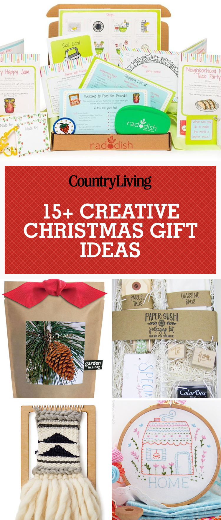 30 Gifts for Crafters - Christmas Gift Ideas for DIYers