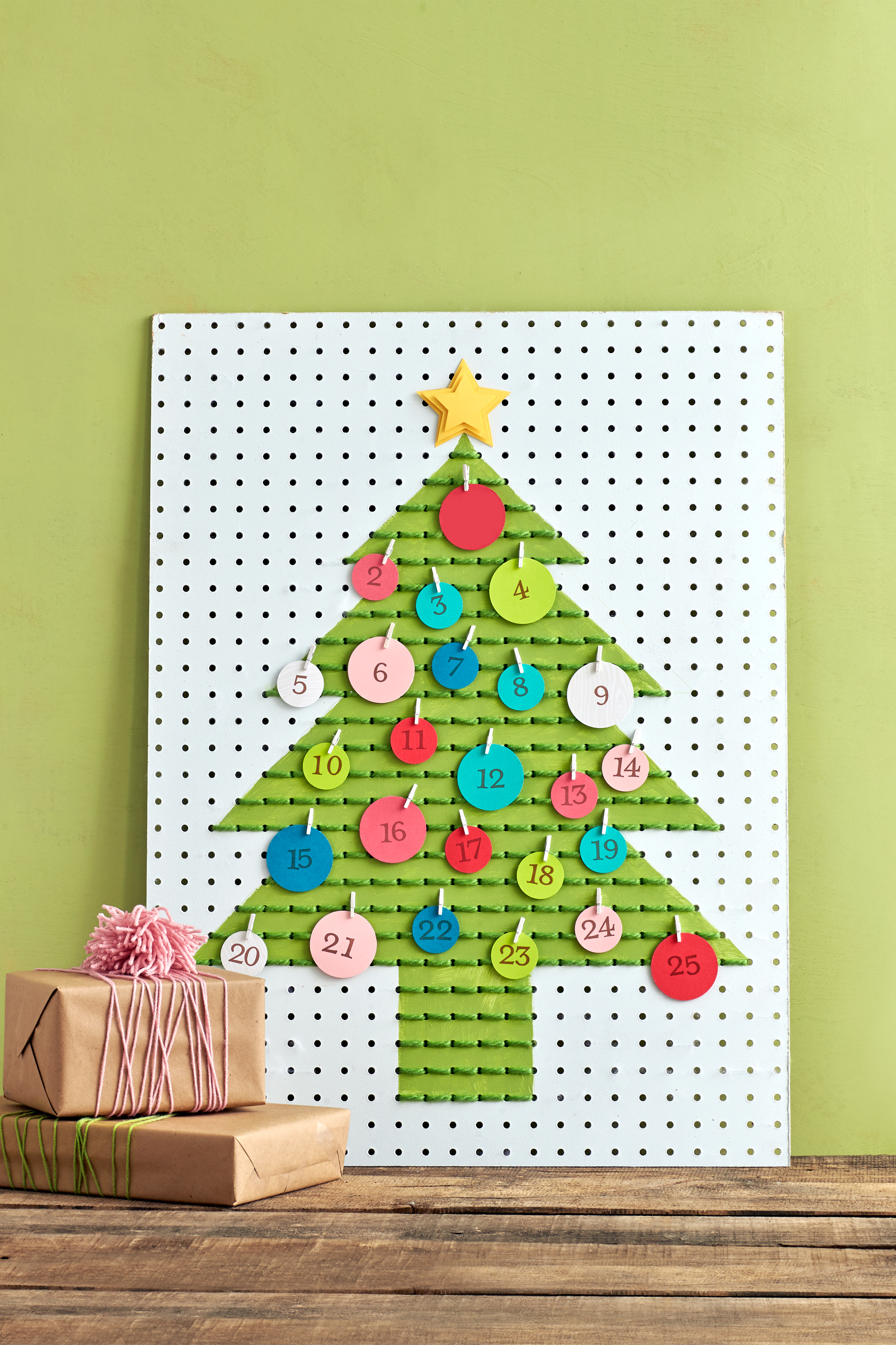 33 diy advent calendar ideas - homemade christmas advent calendars