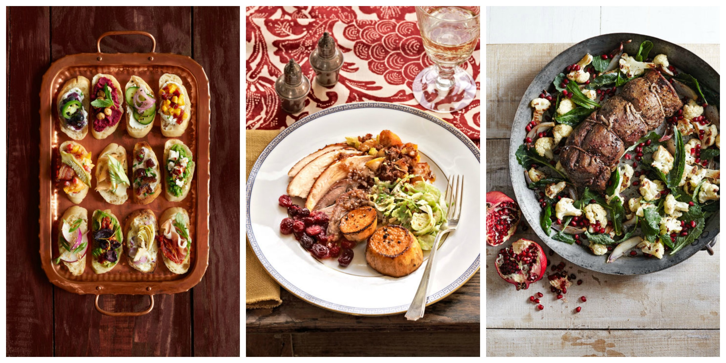 christmas dinner recipes for ham