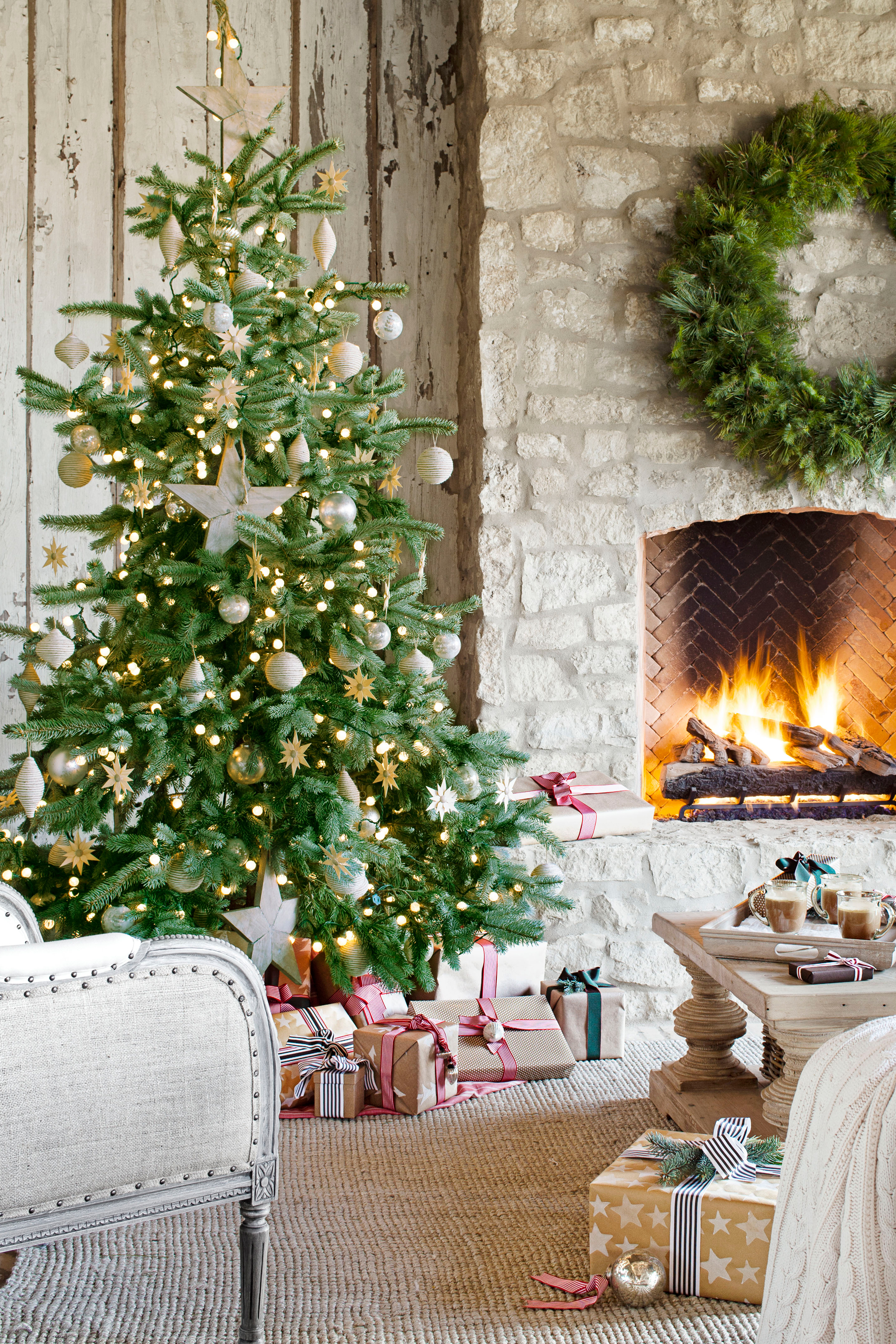 100 country christmas decorations holiday decorating ideas 2017 - Decorating Your House For Christmas