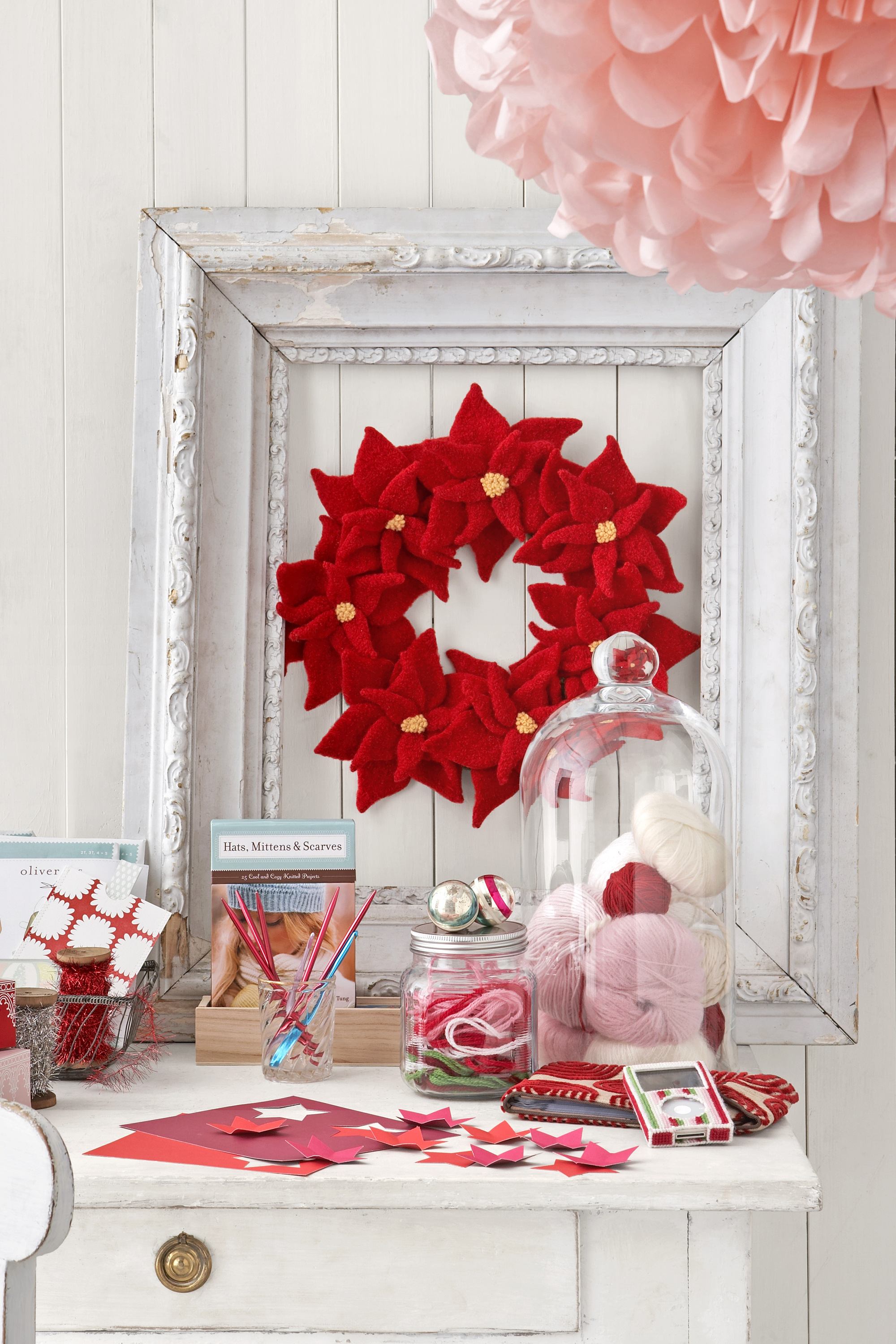 48 Diy Christmas Wreath Ideas How To Make Holiday