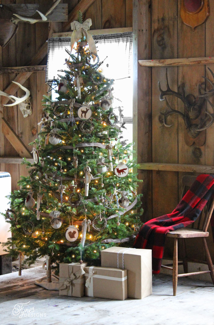 60 Best Christmas Tree Decorating Ideas How To Decorate A  - Vintage Artificial Christmas Trees