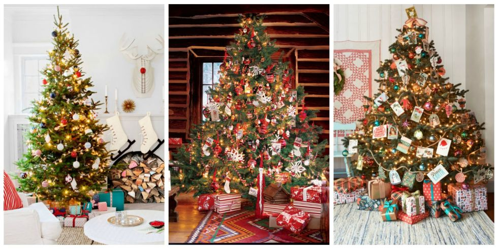 Decorating Your New Home 60+ best christmas tree decorating ideas - how to decorate a
