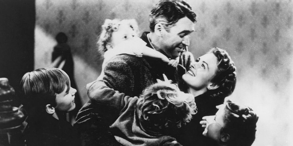 15 Classic Christmas Movies Best Black And White