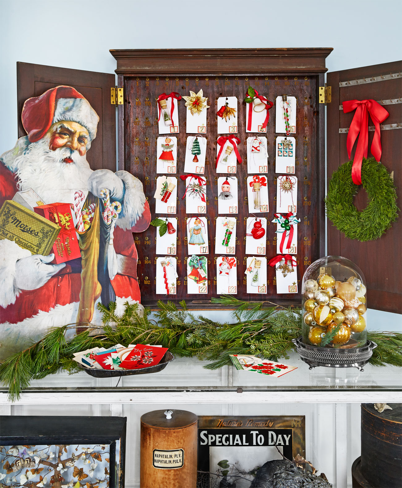 Country Christmas Decorations Holiday Decorating Ideas