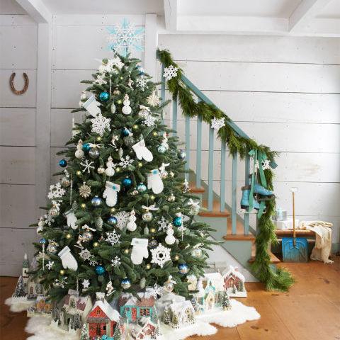 snowflake christmas tree topper - Christmas Tree Topper