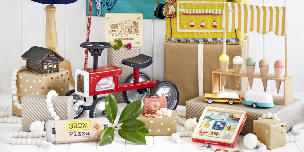 40 Classic Holiday Gifts For Kids No Batteries Required
