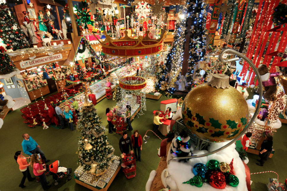 Things to Do in Frankenmuth, Michigan - Frankenmuth Holiday Travel ...