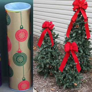 make the holidays easier with these smart storage and decorating - Christmas Tree Storage Ideas
