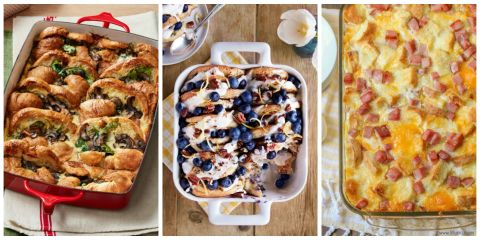 Easy breakfast catering recipes