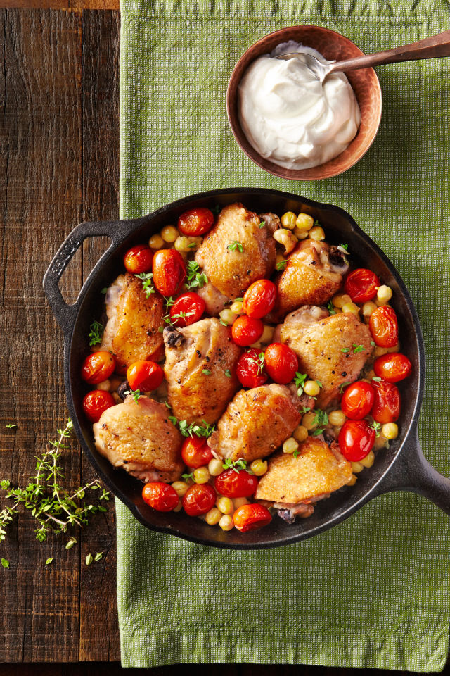 Easy fast recipes for chicken thighs