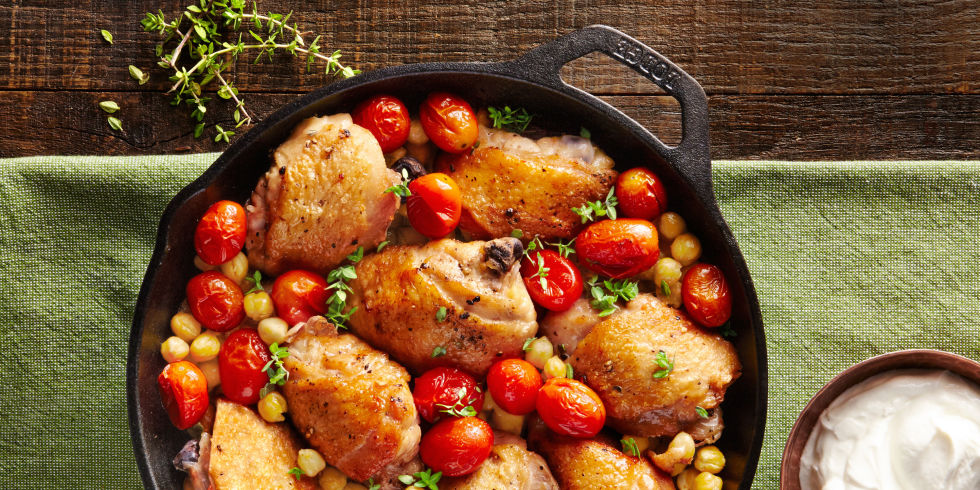 Some good easy chicken recipes