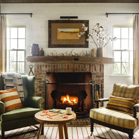 Country Farmhouse Decor Ideas For Country Home