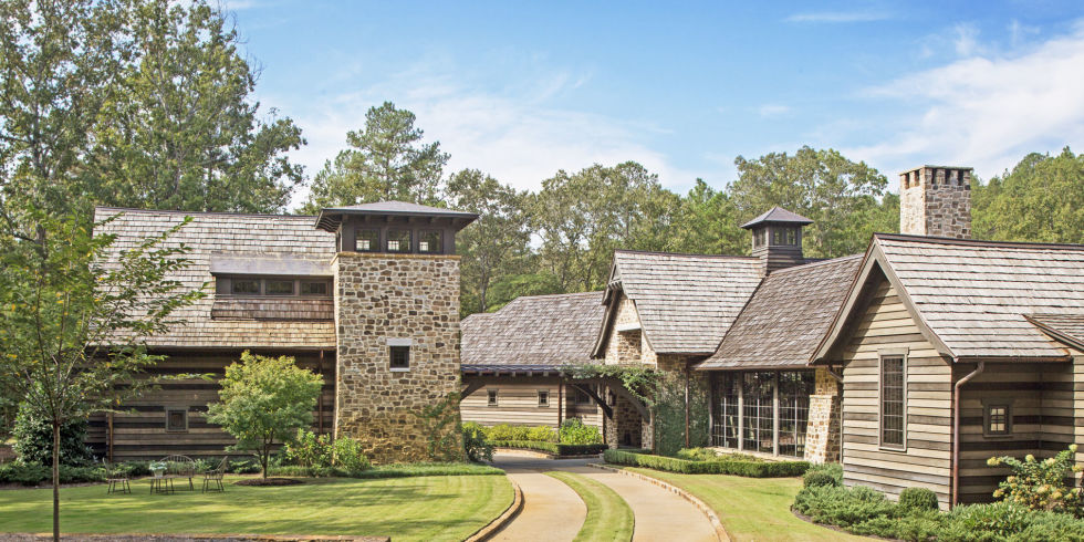 Every Detail in This Gorgeous Home Was Inspired by the Alabama ...